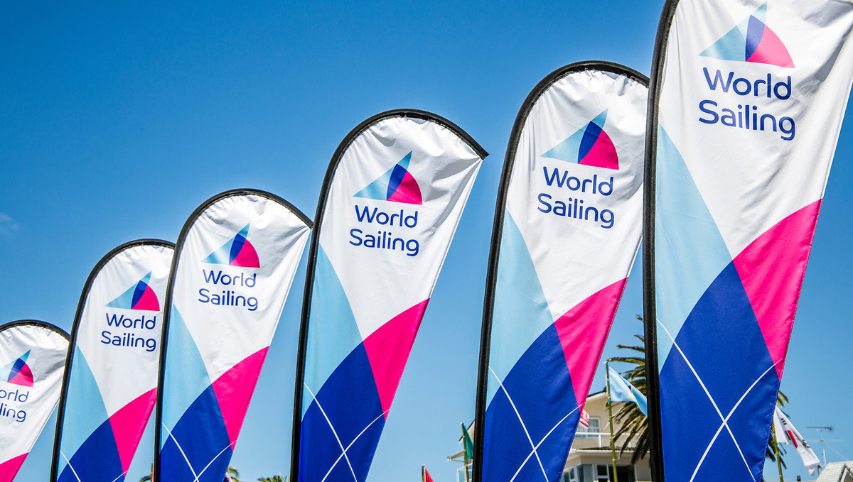 World Sailing confirms Olympic Events for Antitrust review
