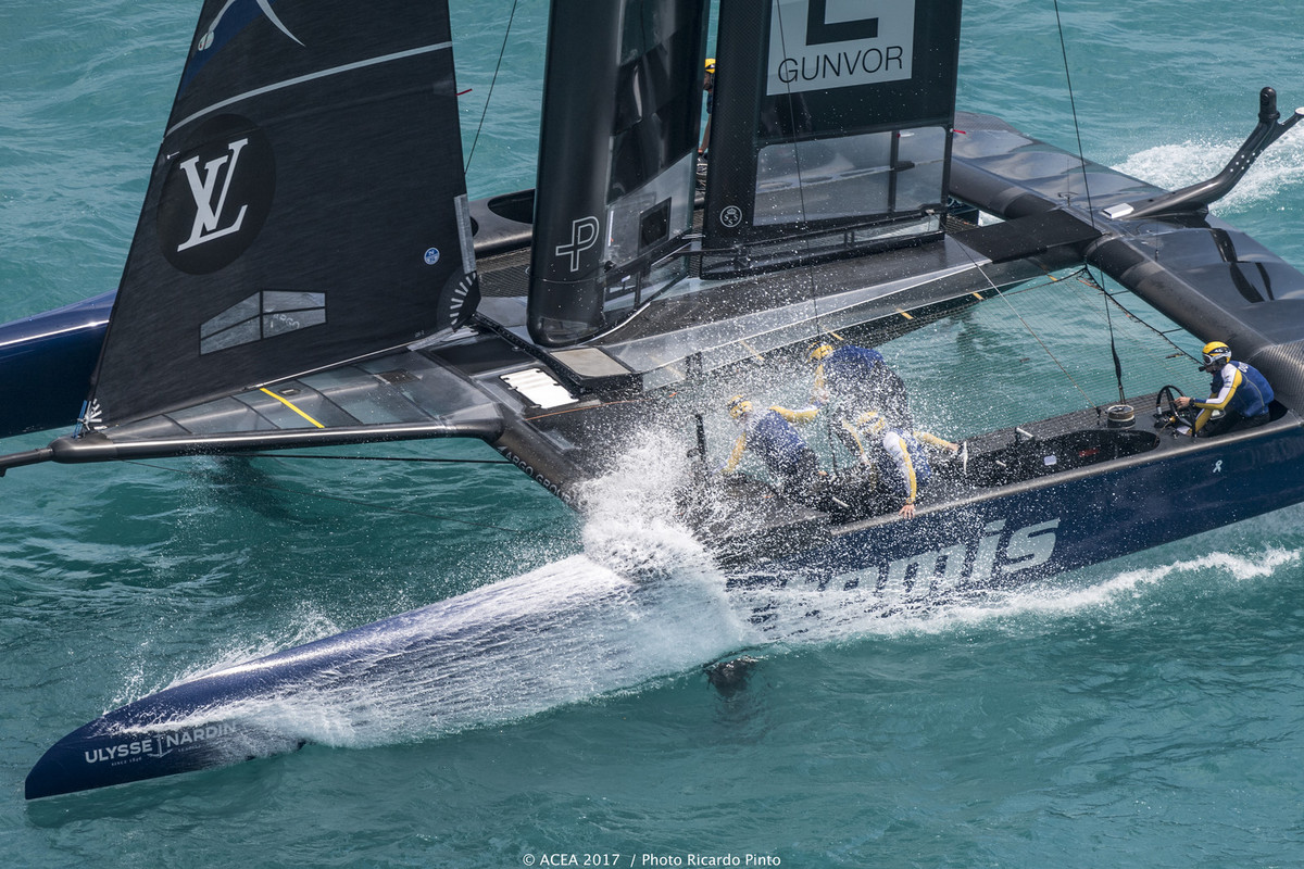 World Sailing Show - America's Cup
