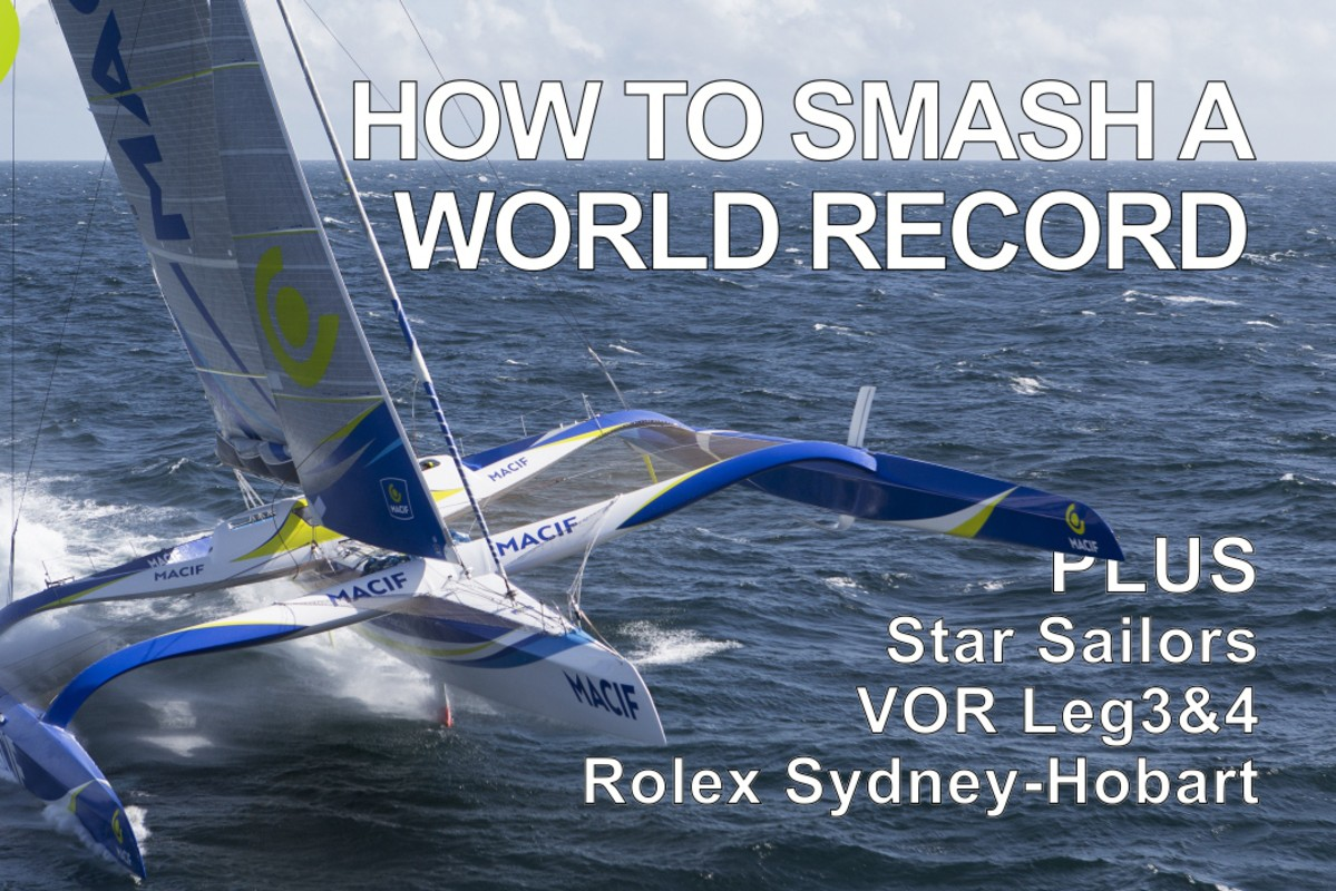 The World Sailing Show - ONLINE NOW
