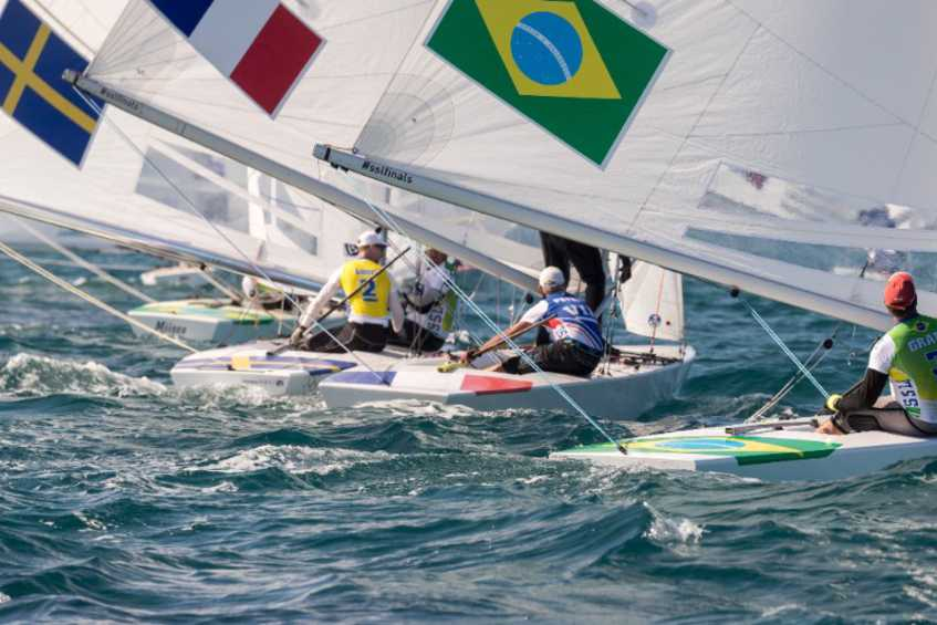 Cayard goes turbo on Day Two of Star Sailors League Finals