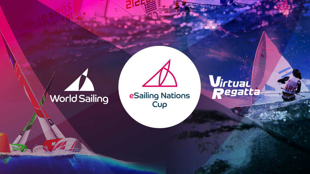 eSailing Nations Cup - a Nation v Nation knockout challenge launched