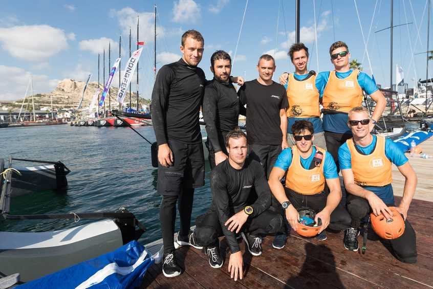 Unbeaten Guichard victorious at Alicante Match Cup