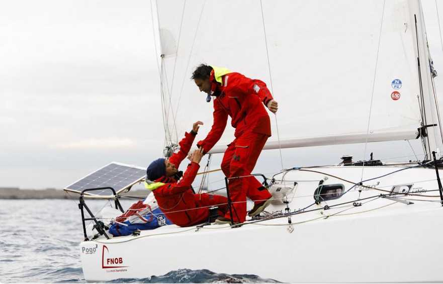 Waksman inspired by offshore sailing vision at Paris 2024