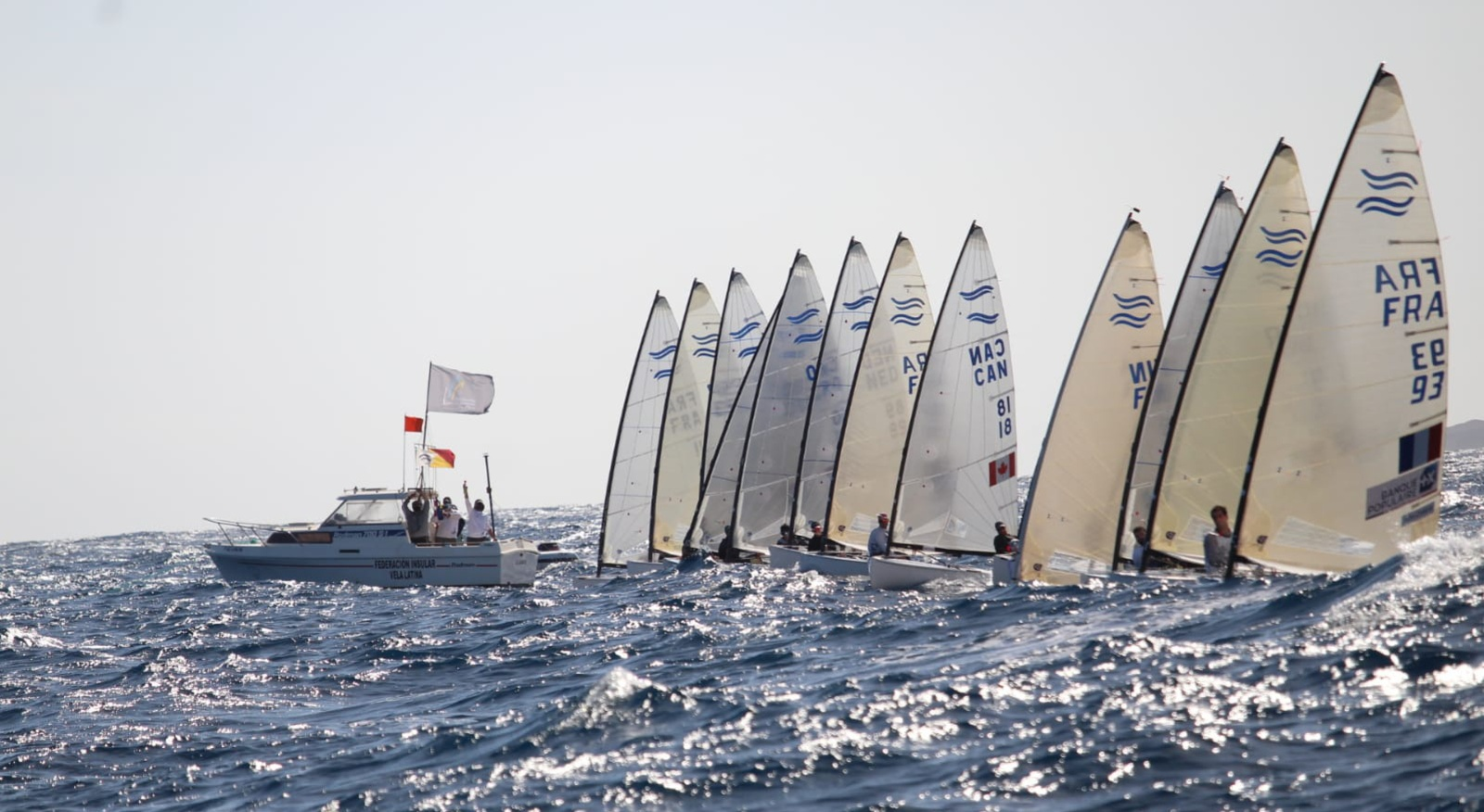 Winners confirmed at 2021 Lanzarote Olympic Winter Regatta