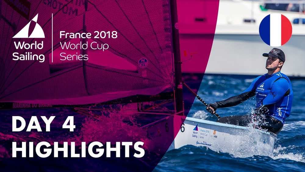 Day 4 Highlights | World Cup Series | Hyères, France