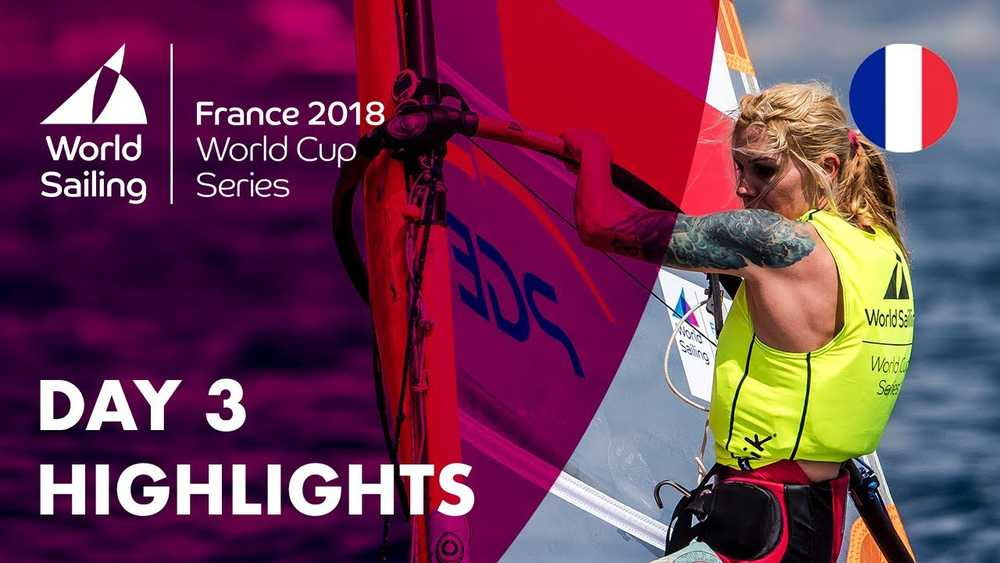 Day 3 Highlights | World Cup Series | Hyères, France