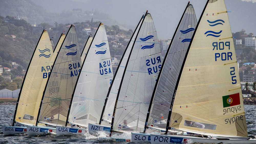 A Short History of World Sailing
