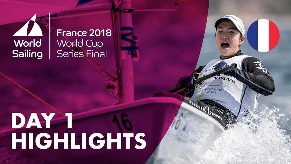 Day 1 Highlights - Sailing's World Cup Series Final | Marseille, France 2018