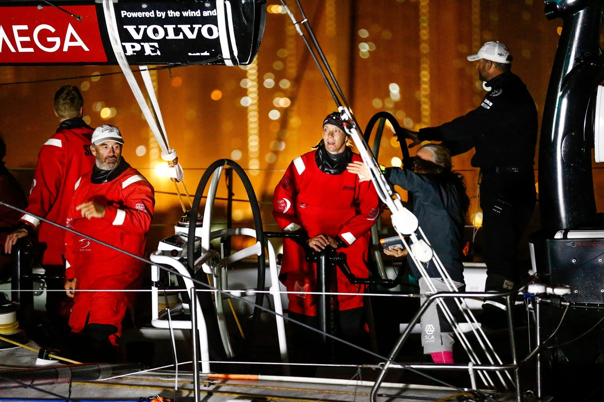 Sun Hung Kai/Scallywag record historic win into home port of Hong Kong