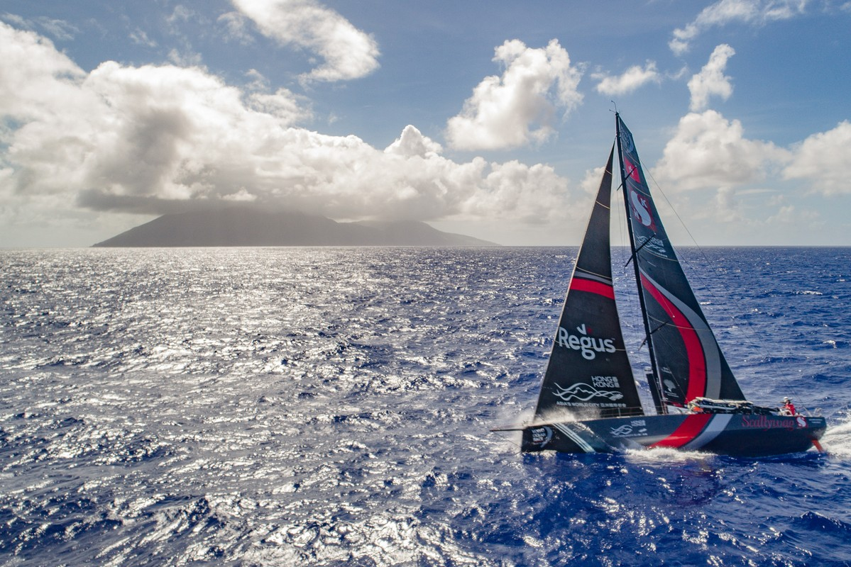 Match racing south