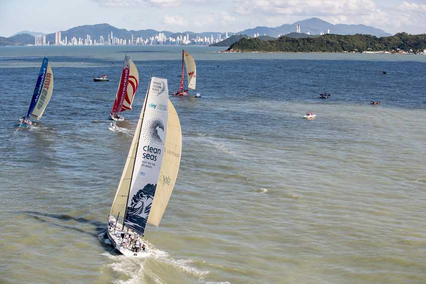 Six teams to take start of Itajaí In-Port Race