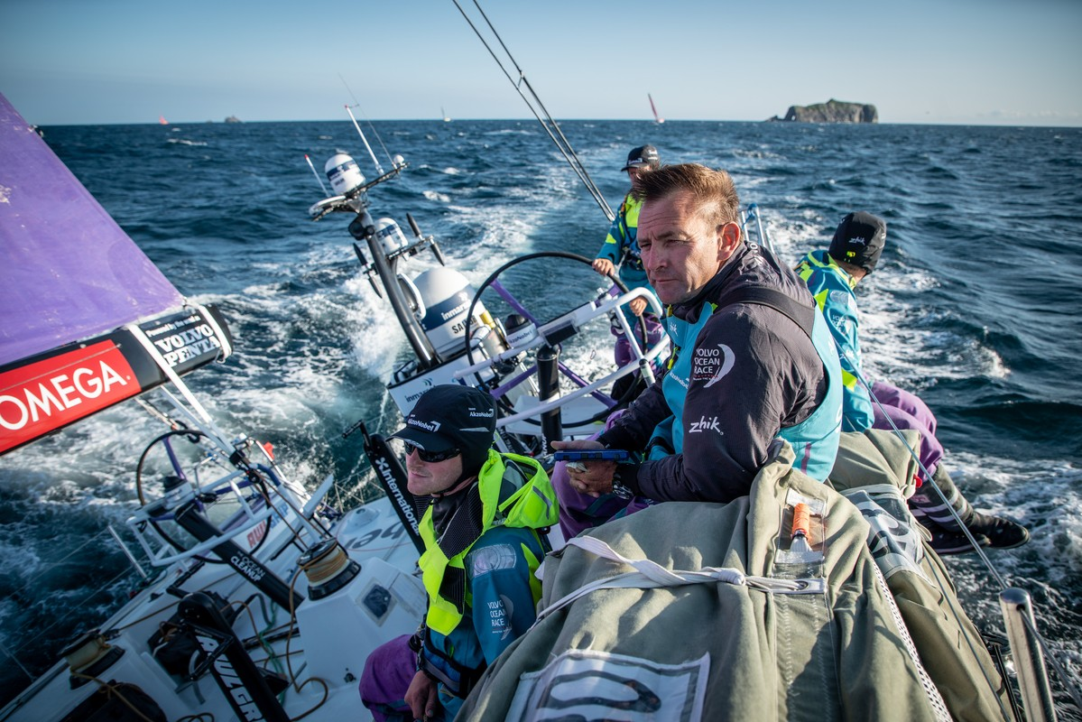 Stakes are high as Volvo Ocean Race fleet tackles tricky transition