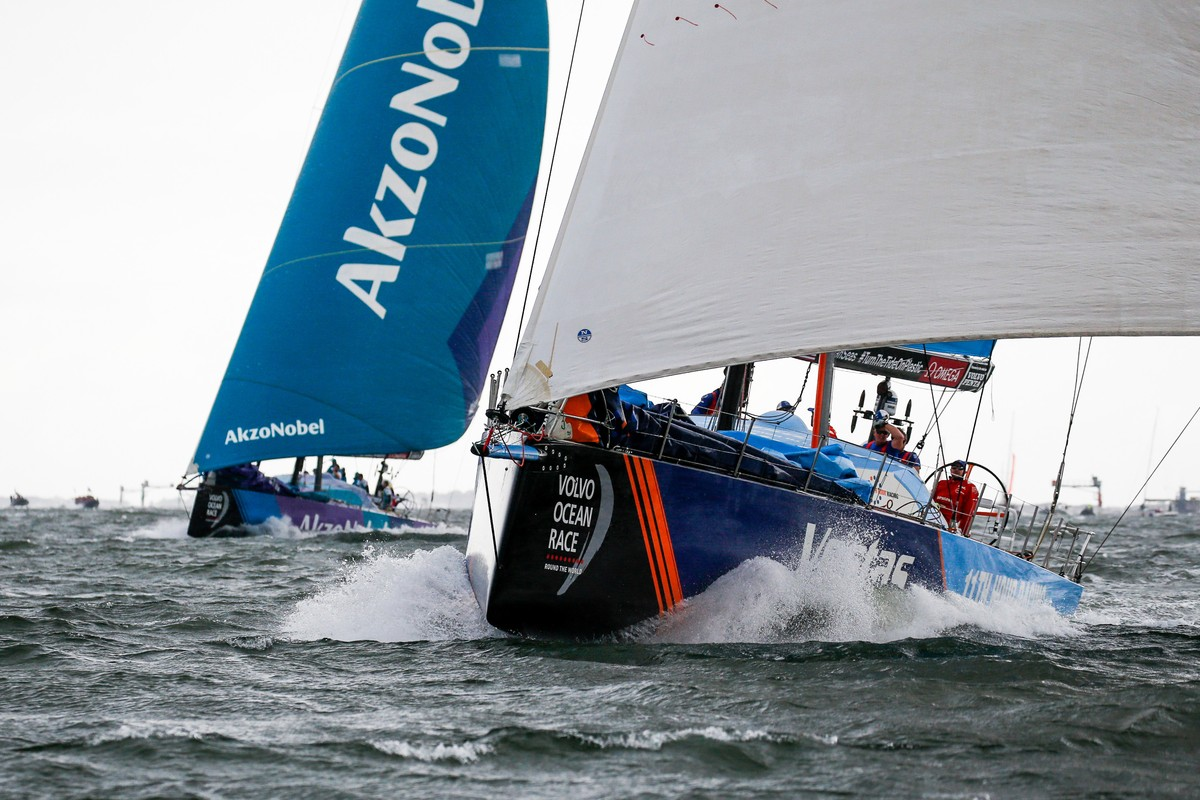Vestas 11th Hour Racing win Gothenburg In-Port Race, MAPFRE claim Series title
