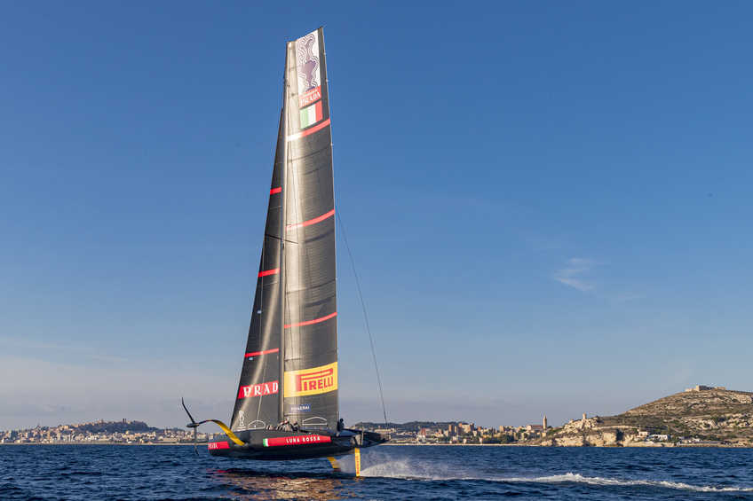 The abnormal but normal America's Cup