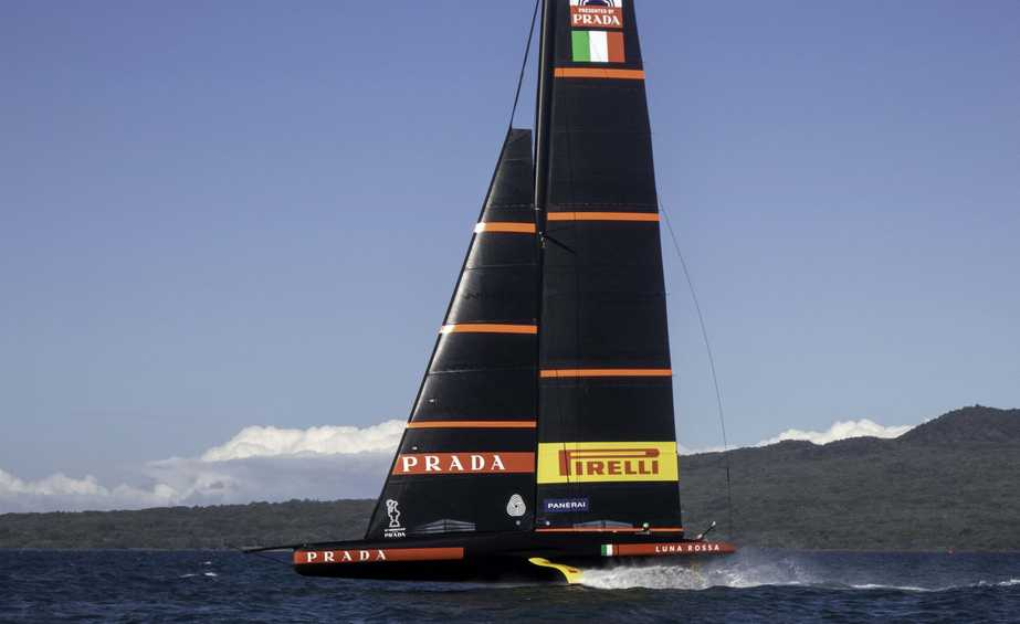 Prada America's Cup World Series Auckland and Prada Christmas Race format announced