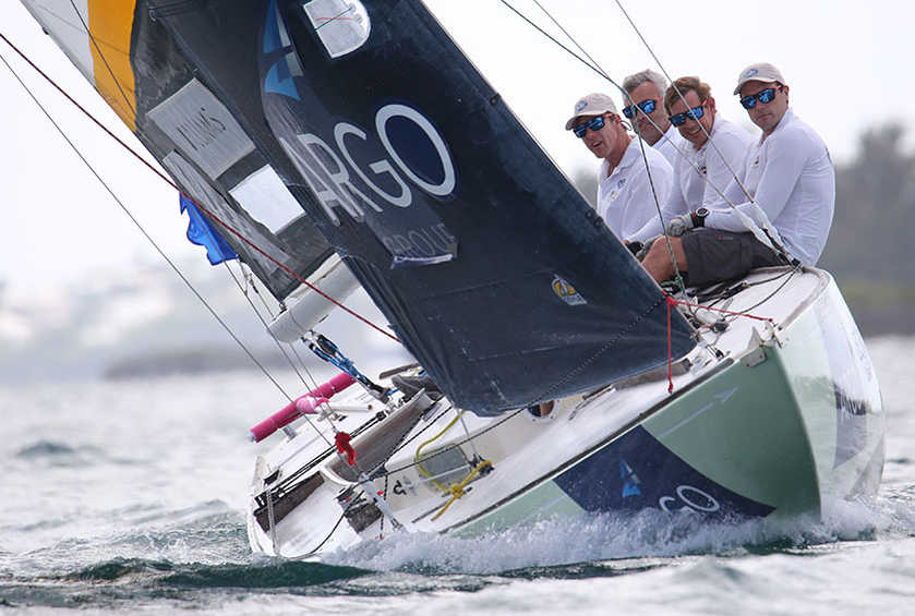 Bermuda Gold Cup to host 2020 Match Racing Worlds