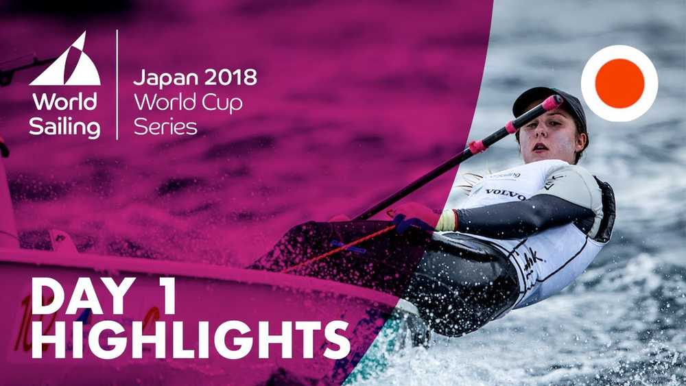 Day 1 Highlights | World Cup Series: Enoshima, Japan 2018