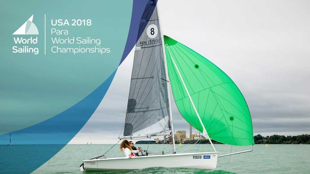 Day 2 Highlights | Para World Sailing Championships: Sheboygan, USA