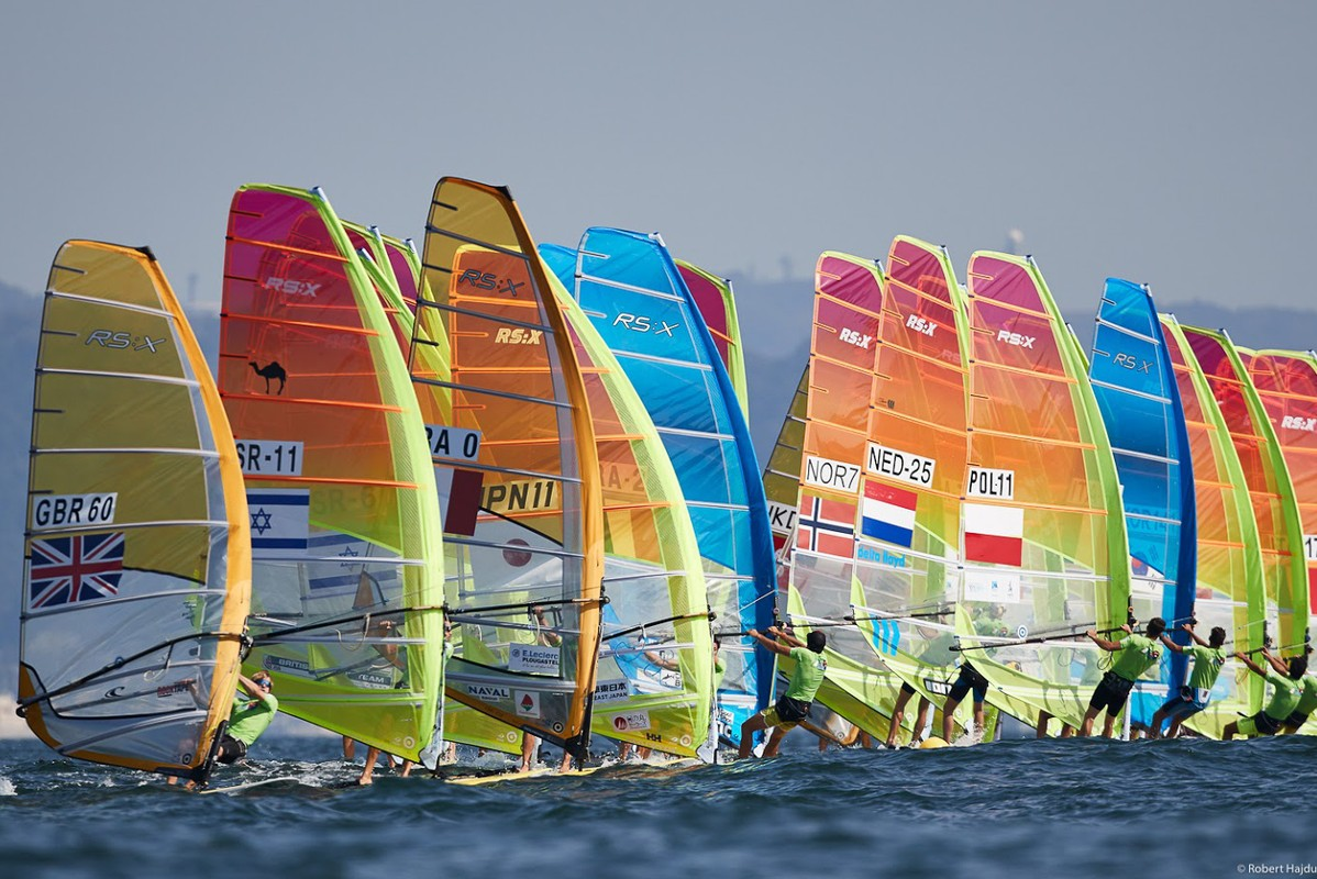 2017 RS:X Windsurfing Worlds