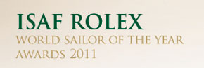ISAF Rolex World Sailor of the Year Awards 2011
